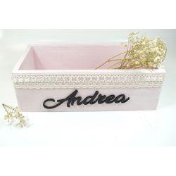 Caja grande personalizada - decoracion de bodas , comuniones , eventos y congresos