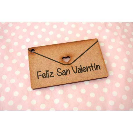 Etiqueta Sobre San Valentín