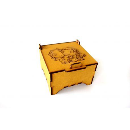 Caja anillos