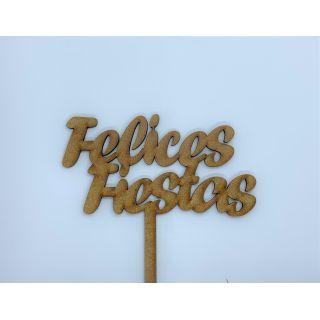 Topper Felices Fiestas Reno